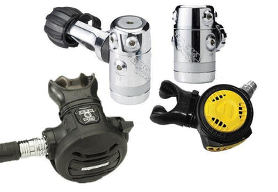 Apeks XTX40 Stage 3 Regulator Set - Mike's Dive Store - 1