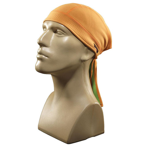 SCAP Neoprene Skull Cap - Hi-Vis Orange - Mike's Dive Store
