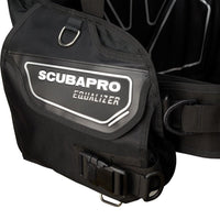 Scubapro Equalizer BCD - Integrated Weights - Mike's Dive Store