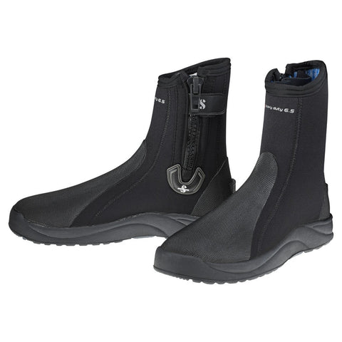 Scubapro Heavy Duty 6.5mm Boots - Mike's Dive Store