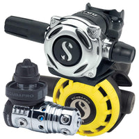 Scubapro MK25 EVO A700 Regulator with R195 Octopus - DIN - Mike's Dive Store