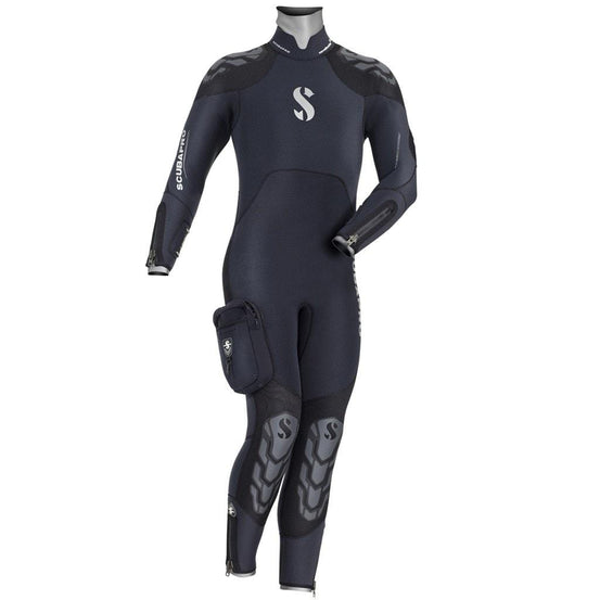 Scubapro Nova Scotia 7.5mm Semi-Dry Mens Wetsuit - Mike's Dive Store