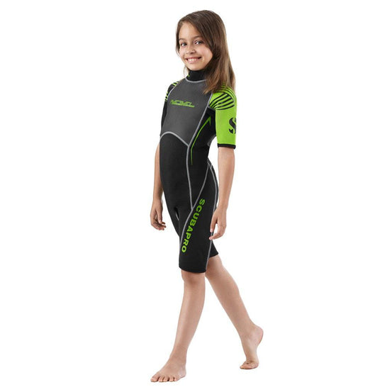 Scubapro Rebel Kids Shorty Wetsuit - Mike's Dive Store
