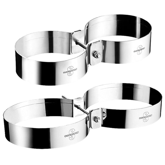 Scubapro Twin Tank Stainless Steel Bands - Mike's Dive Store