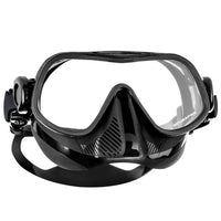 Scubapro Steel Pro Dive Mask - Black - Mike's Dive Store