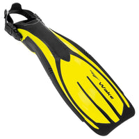 Scubapro Wake Fin - Yellow - Mike's Dive Store