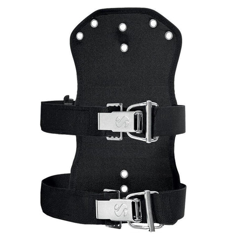 Scubapro X-TEK Soft Travel Backplate - Mike's Dive Store