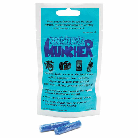 SeaLife Moisture Muncher Drying Agent Capsules - Mike's Dive Store