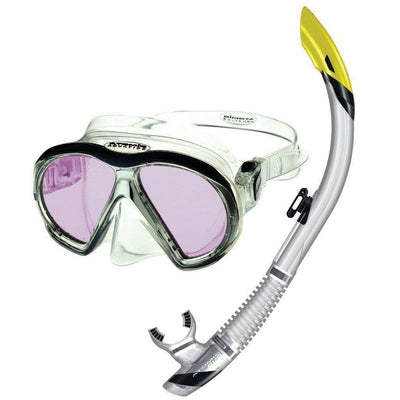 Snorkel Sets - Atomic SubFrame ARC Mask And Snorkel Set