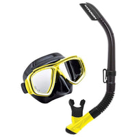 Snorkel Sets - Tusa Splendive Mask And Snorkel Set