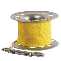 Mares XR Stainless Steel Spool - 30m - Mike's Dive Store