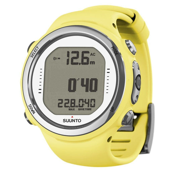 Suunto D4i Novo Limited Edition Dive Computer With USB