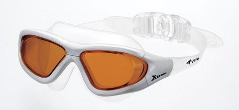 View Xtreme - Slim - Swimming Goggles V-1000N - Mike's Dive Store