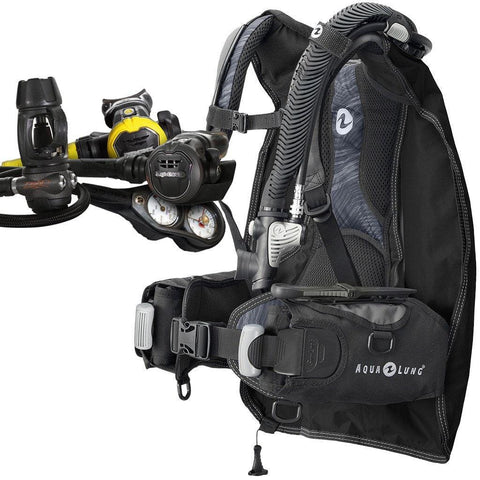 Apeks/Aqualung Ultralight Dive Travel Package - Mike's Dive Store