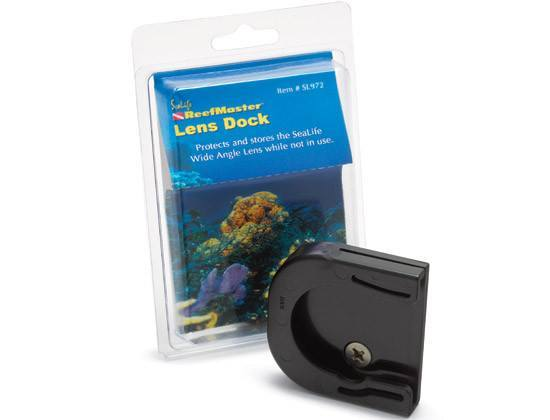 SeaLife Lens Dock for Wide Angle Lens - Mike's Dive Store - 1