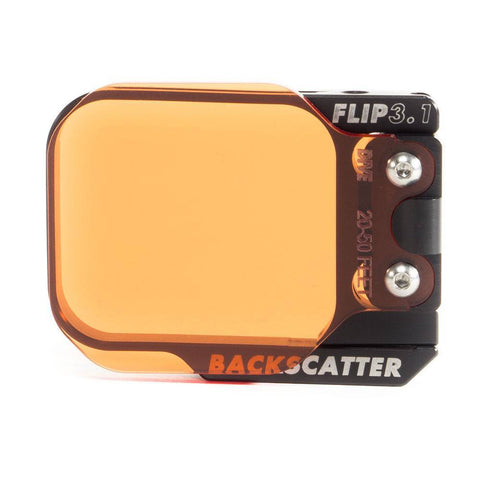 Backscatter FLIP3.1 Side Flip with Dive Filter for GoPro - Mike's Dive Store - 1