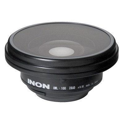 Inon Wide Conversion Lens UWL-100 28AD - Mike's Dive Store