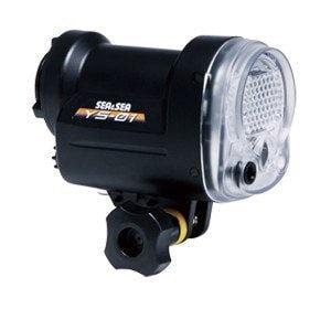 Sea and Sea YS-01 Strobe for Underwater Photography - Mike's Dive Store