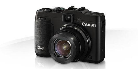Canon G16 + Waterproof Housing (WP-DC52) - Mike's Dive Store - 1