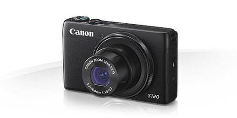 Canon S120 + Waterproof Housing (WP-DC51) - Mike's Dive Store - 1