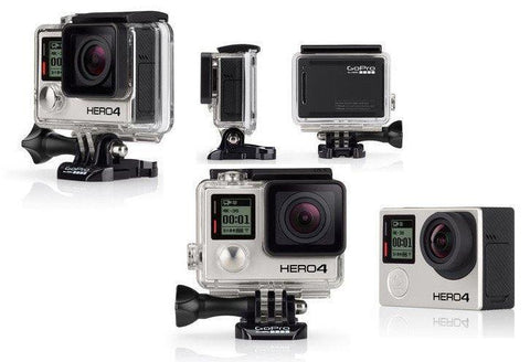 GoPro HERO4 Silver Camera - Mike's Dive Store - 1