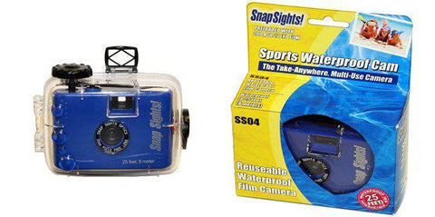 Intova Sports All Weather Film Camera Waterproof to 25′/8m (no flash) - Mike's Dive Store