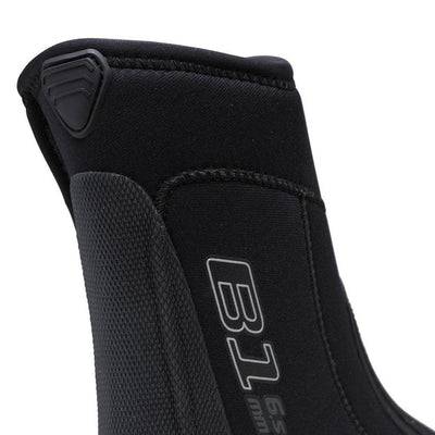 Waterproof B1 6.5mm Dive Boot - Grip Tab - Mike's Dive Store