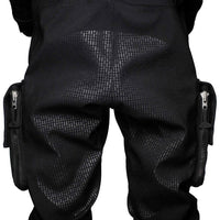 Waterproof D1 Hybrid Drysuit Men's - Seat Grip Print - Mike's Dive Store