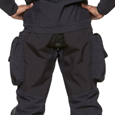 Waterproof D9X Breathable Drysuit - Seat Reinforcement - Mike's Dive Store