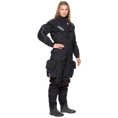 Waterproof D9X Breathable Drysuit - Women's - Mike's Dive Store