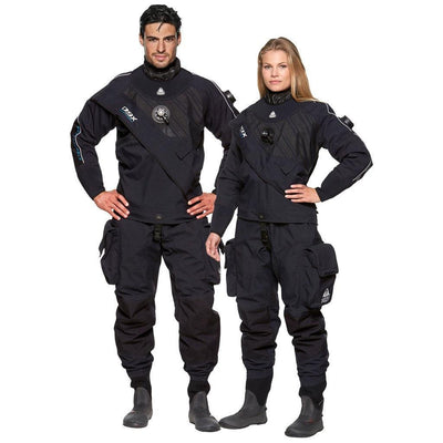 Waterproof D9X Breathable Drysuit - Mike's Dive Store