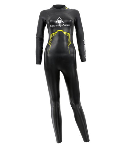 Aquasphere W-Pursuit (2016) Triathlon Wetsuit - Mike's Dive Store - 2