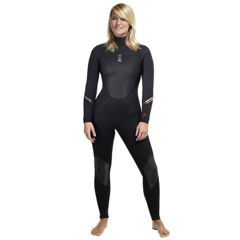 Fourth Element Proteus Womens 5mm Wetsuit - Mike's Dive Store