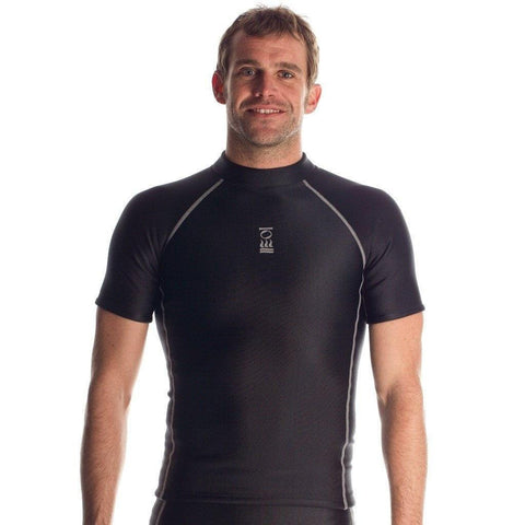 Fourth Element Thermocline Men's Short Sleeved Top - Mike's Dive Store - 1