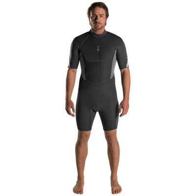 Wetsuits - Fourth Element Xenos Men's 3mm Shorty Wetsuit