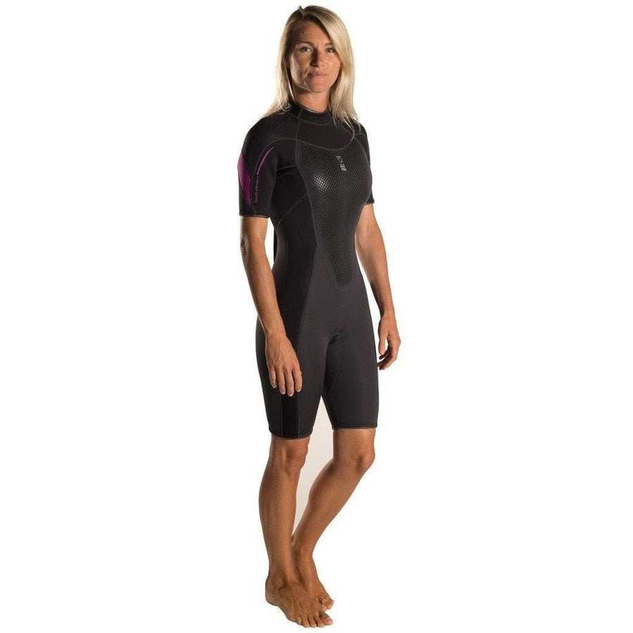 c2d80f6644 Wetsuits - Fourth Element Xenos Women s 3mm Shorty Wetsuit