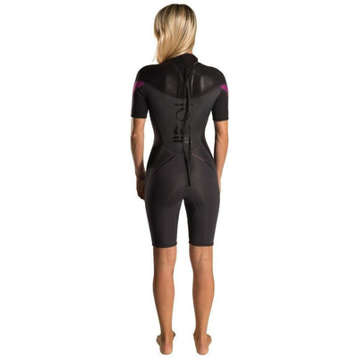 Wetsuits - Fourth Element Xenos Women's 3mm Shorty Wetsuit
