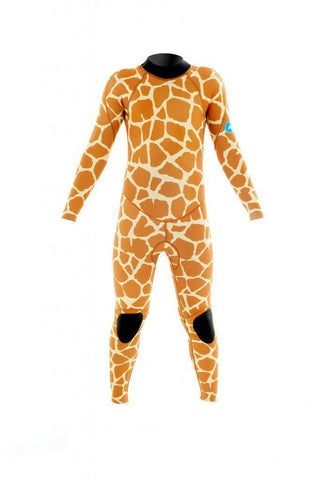 Full Length Giraffe Wetsuit - Mike's Dive Store - 1