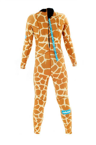 Full Length Giraffe Wetsuit - Mike's Dive Store - 2