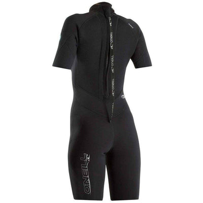 O'Neill Explore 3mm Women's Shorty Wetsuit - Back - Mike's Dive Store