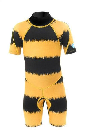 Shorty Bee Wetsuit - Mike's Dive Store - 1