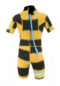 Shorty Bee Wetsuit - Mike's Dive Store - 2