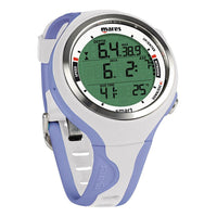 Mares Smart Dive Computer - White/Lilac - Mike's Dive Store