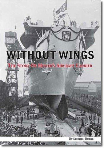 Without Wings (about the Graf Zeppelin) - Mike's Dive Store