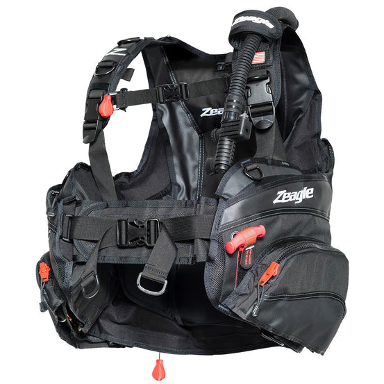 Zeagle Halo BCD - Mike's Dive Store
