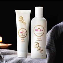 Load image into Gallery viewer, Belta Organic Hair Shampoo (220ml) & Treatment (200g) Bundle