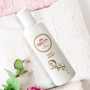 Belta Organic Hair Shampoo (220ml)
