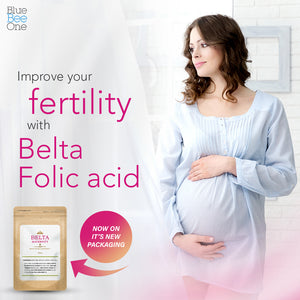 Belta Folic Acid for Women (120 tablets)