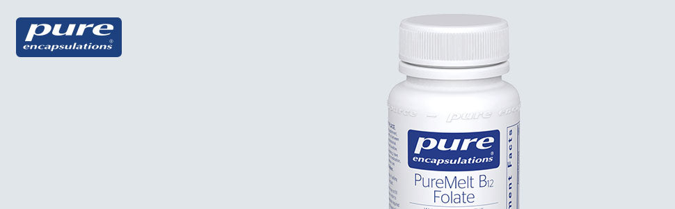 PureMelt B12 Folate — 90 Lozenges
