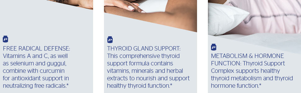 Thyroid Support Complex — 120 Capsules